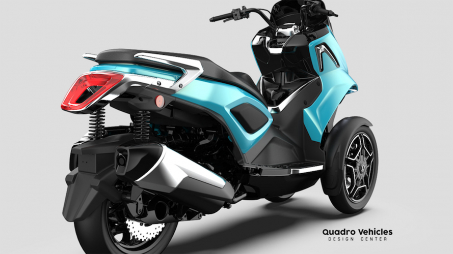 Le novità Quadro Vehicles a Eicma 2018