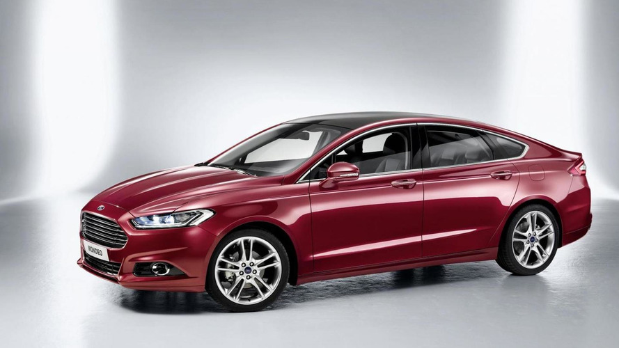 """Ford Mondeo to feature new safety tech & a """"high-power"""" diesel engine"""