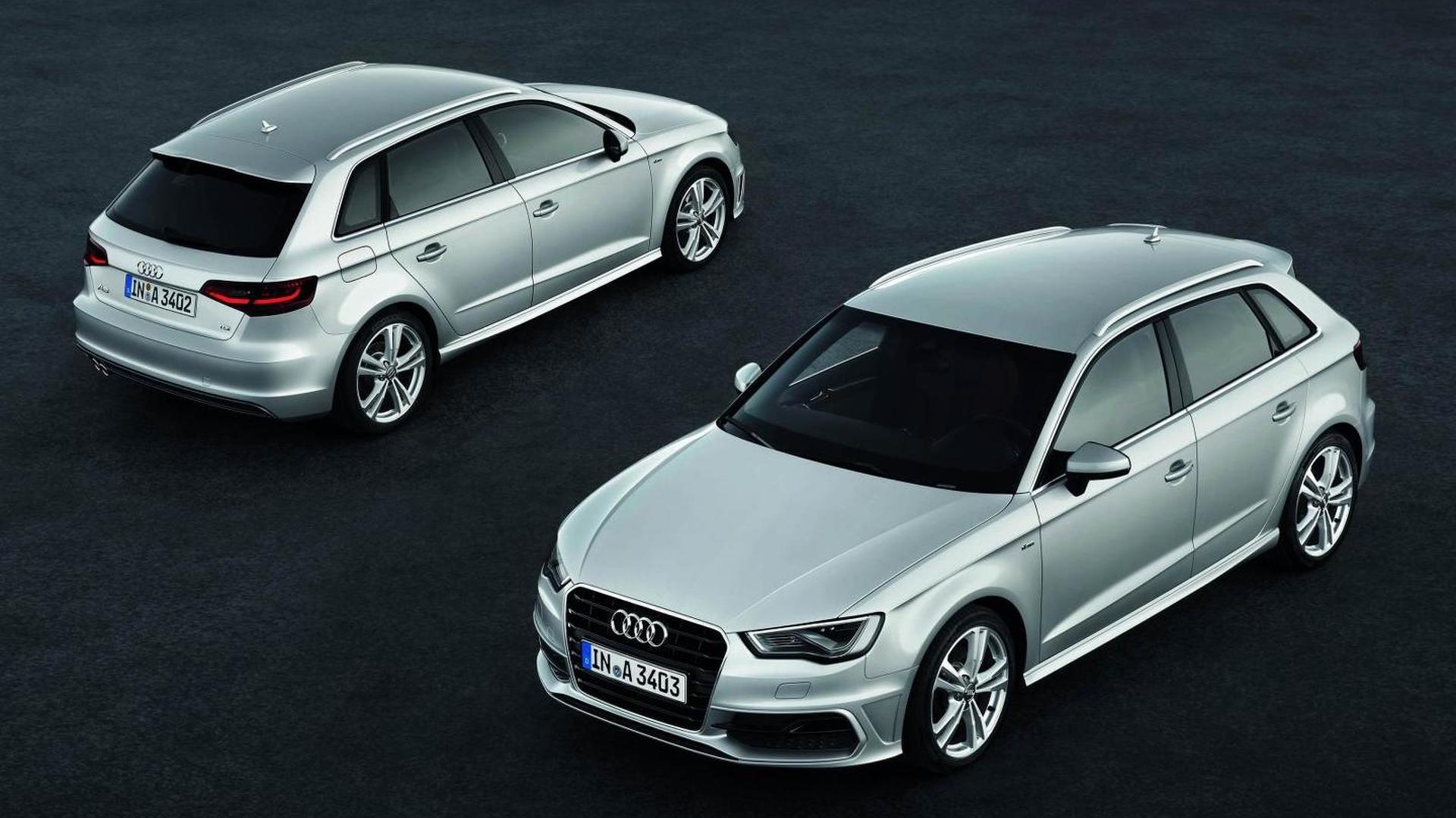 Kelebihan Audi A3 Sportback 2013 Tangguh