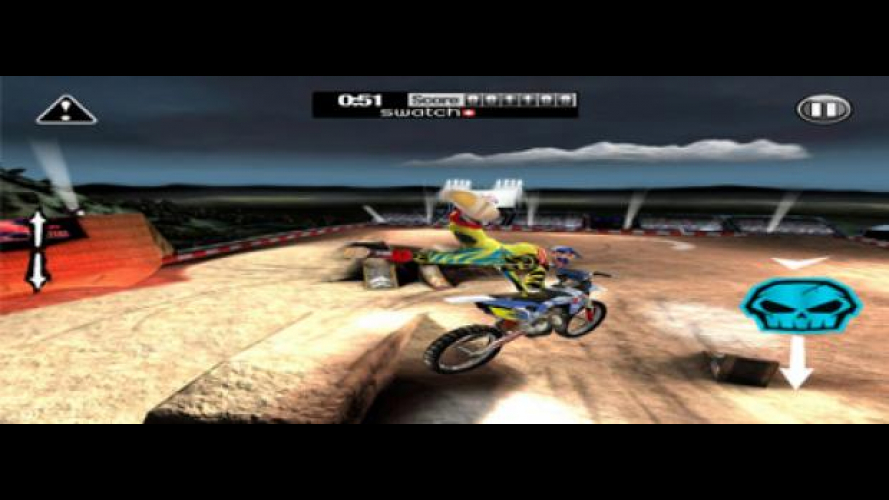 Red Bull X-Fighters 2012: il gioco