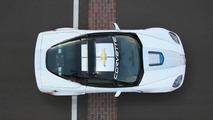Chevrolet Corvette ZR1 pace car 08.5.2012
