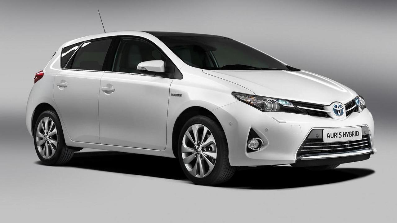 2013 Toyota Auris Hybrid