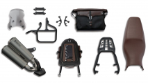 Indian FTR 1200 Accessory Collections