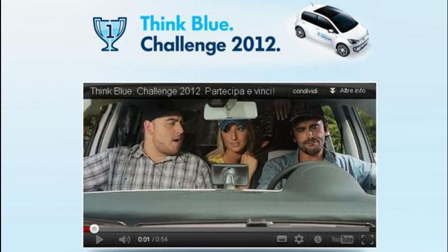 Think Blue. Challenge 2012, ancora pochi giorni per iscriversi