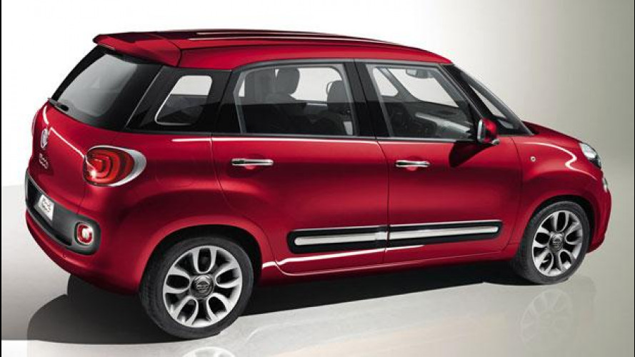 "Fiat 500L ""Opening Edition"""