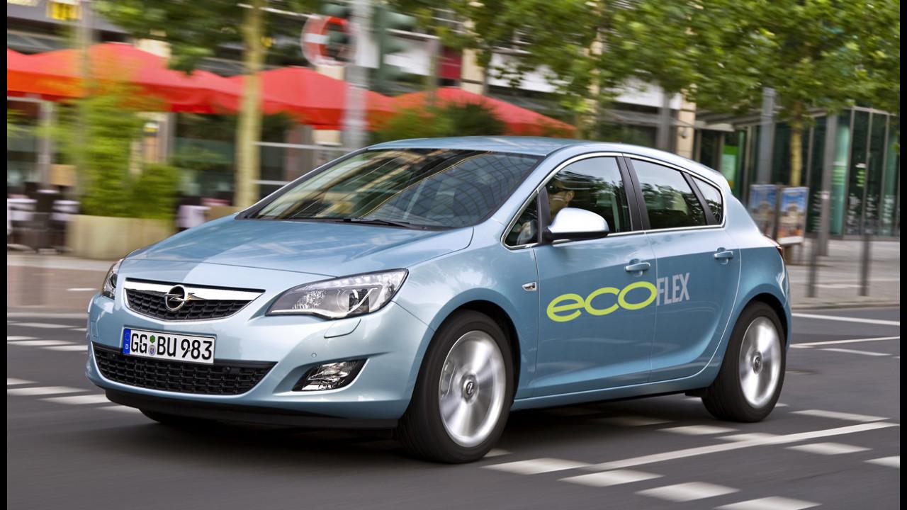 Opel Astra 1.3 CDTI ecoFLEX