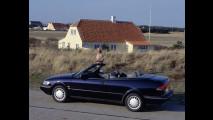 Saab 900 Cabrio. Seconda serie