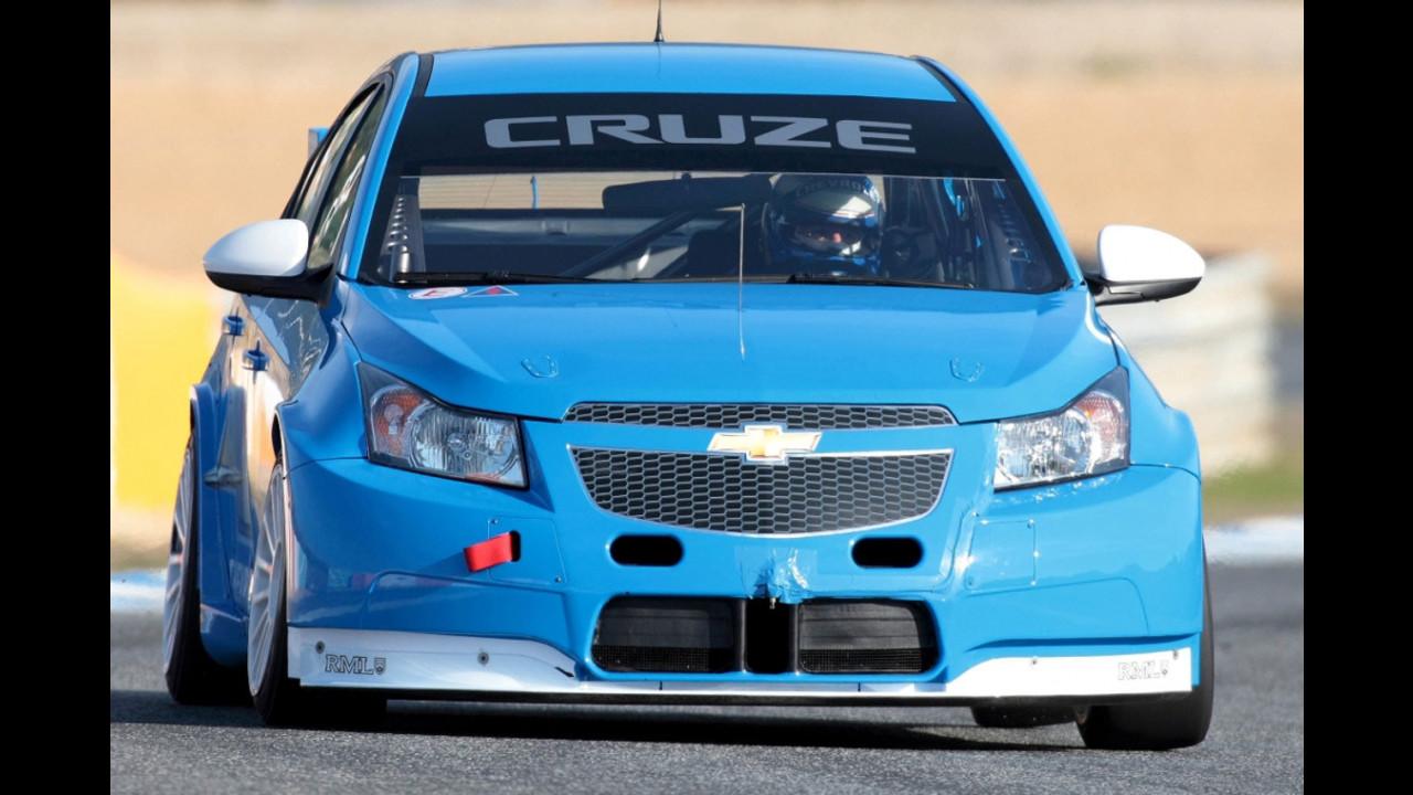 Chevrolet Cruze nel WTCC 2009