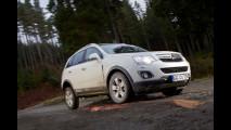 Opel Antara restyling