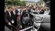 Hyundai BlueOn, la presentazione in Corea del Sud