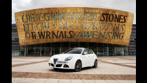 Alfa Romeo Giulietta al Wales Millennium Centre
