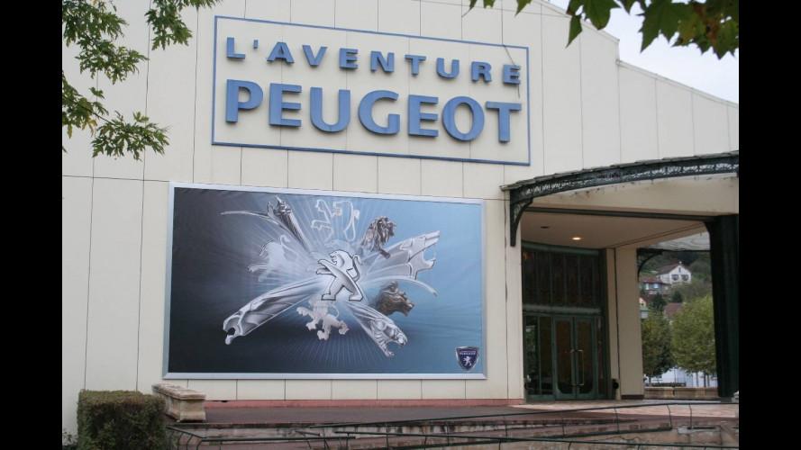 Museo de l'Aventure Peugeot