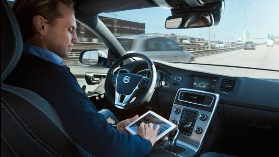 Volvo DriveMe, abbiamo provato la guida autonoma