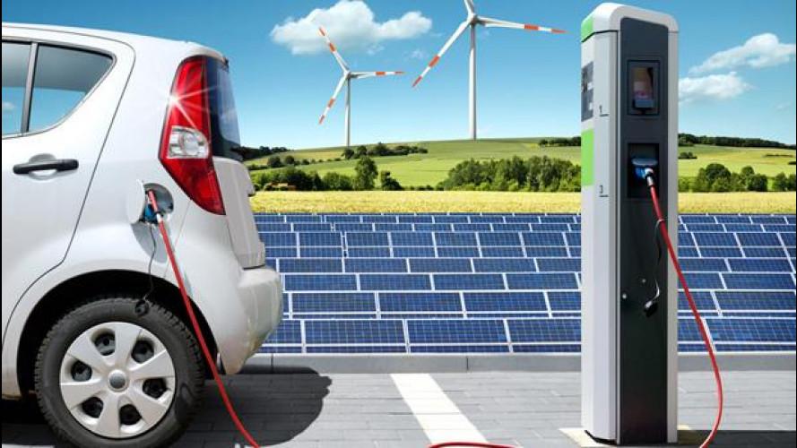 """L'auto elettrica """"non è ecologica"""", lo dicono in Francia"""