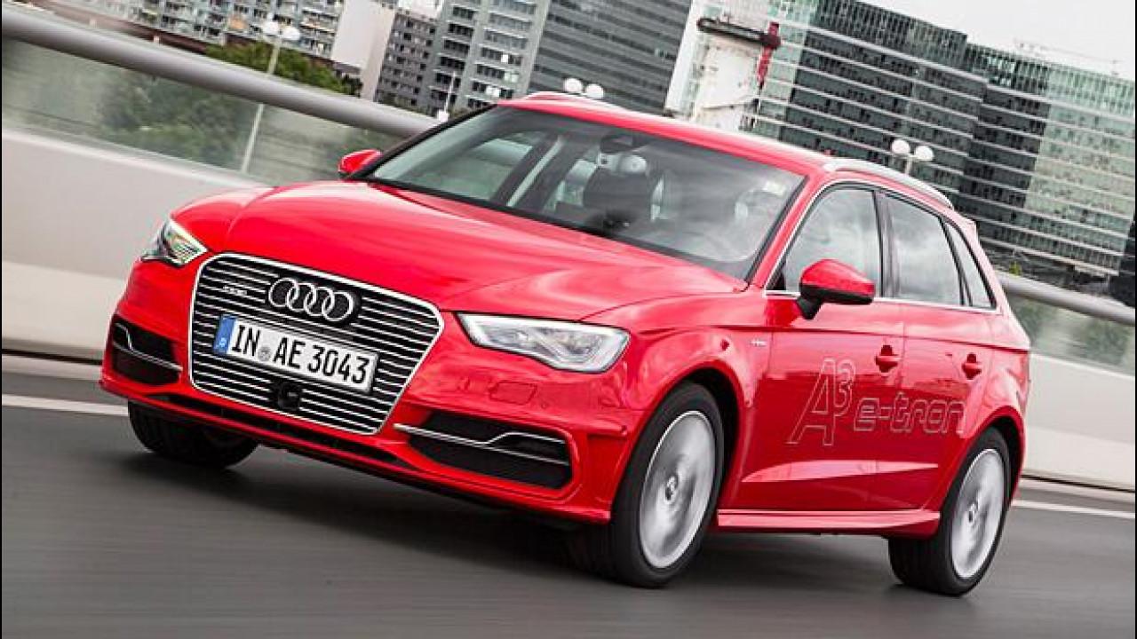 [Copertina] - Audi A3 Sportback e-tron, l'inizio di un nuovo viaggio