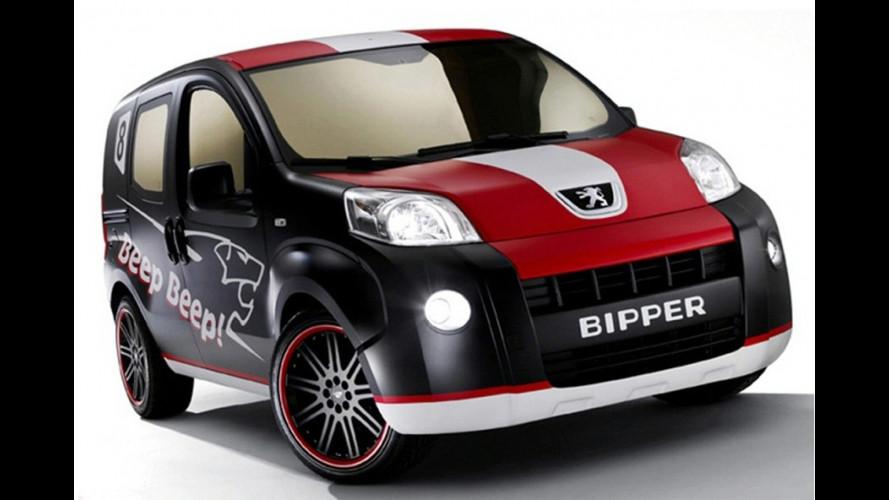 Peugeot Bipper Beep Beep Concept