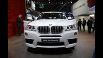 Nuova BMW X3 al Salone di Parigi 2010