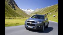Le new entry del listino: novità VW e Chevrolet