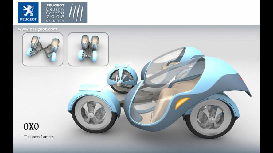Vota il vincitore del 5° Concorso di Design Peugeot