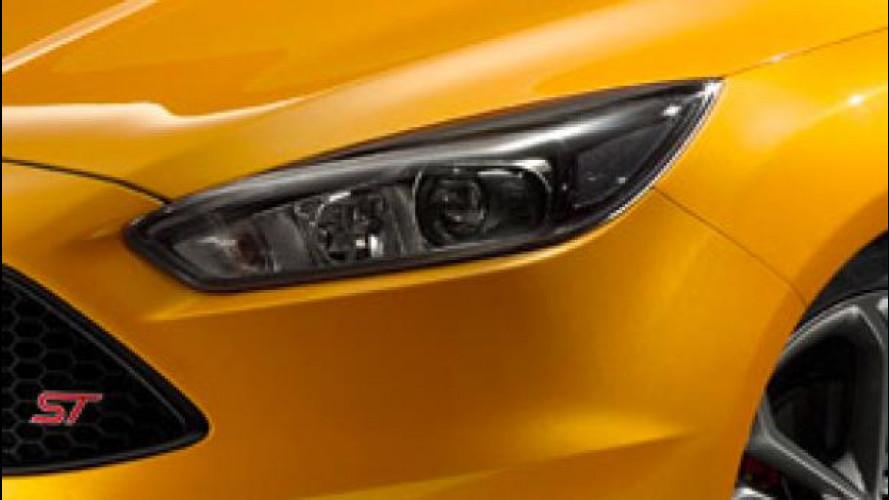 Nuova Ford Focus ST, VIDEO-anteprima