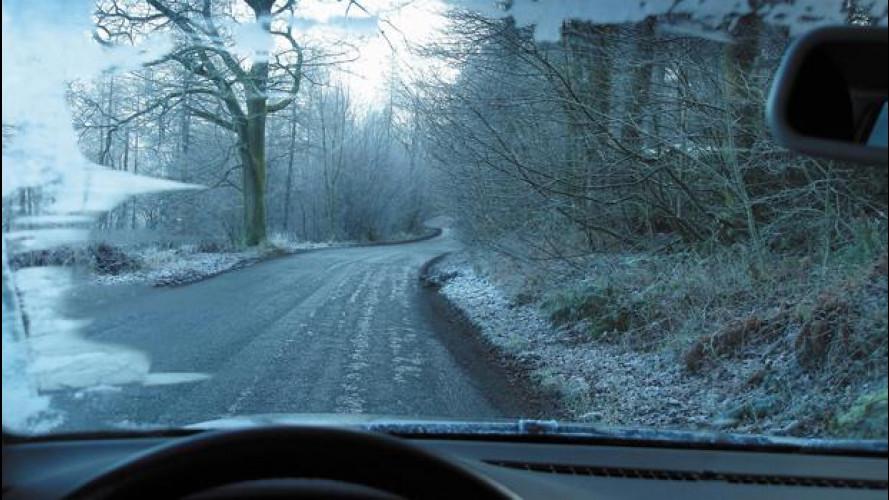 Pneumatici invernali e catene: per l'Aci ci sono troppe ordinanze