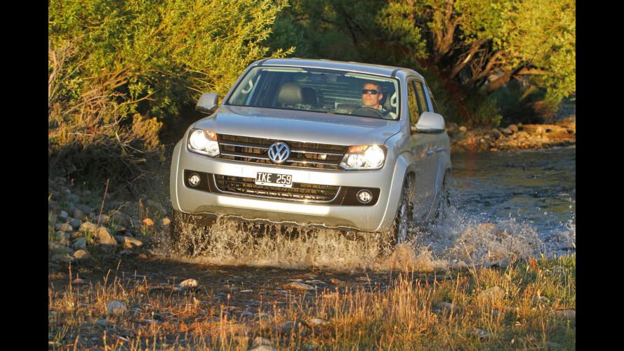 Volkswagen Amarok: i prezzi