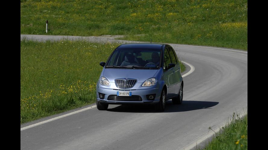 Lancia Ecochic: Altroconsumo diffida Fiat