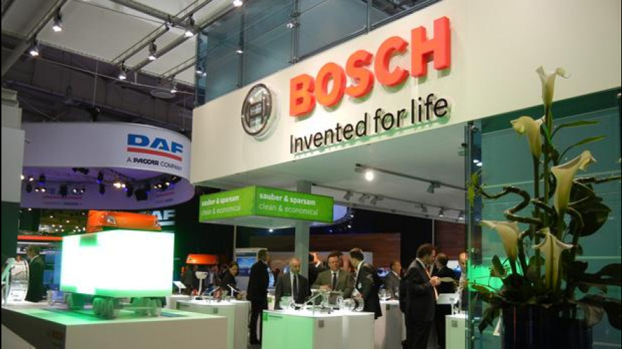 Bosch ad Hannover presenta l'ESP 9 ed altre novità per i veicoli commerciali