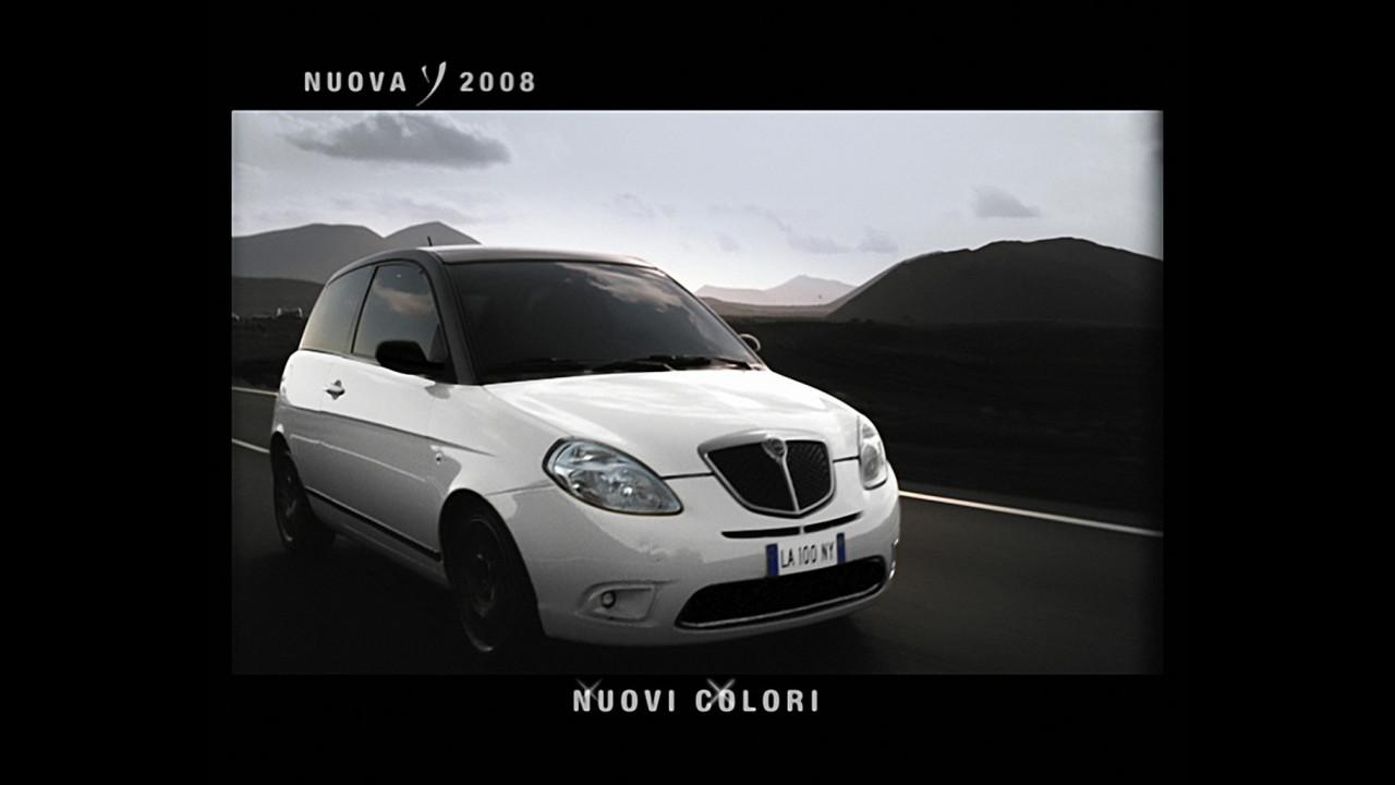 Spot Lancia Ypsilon 2008