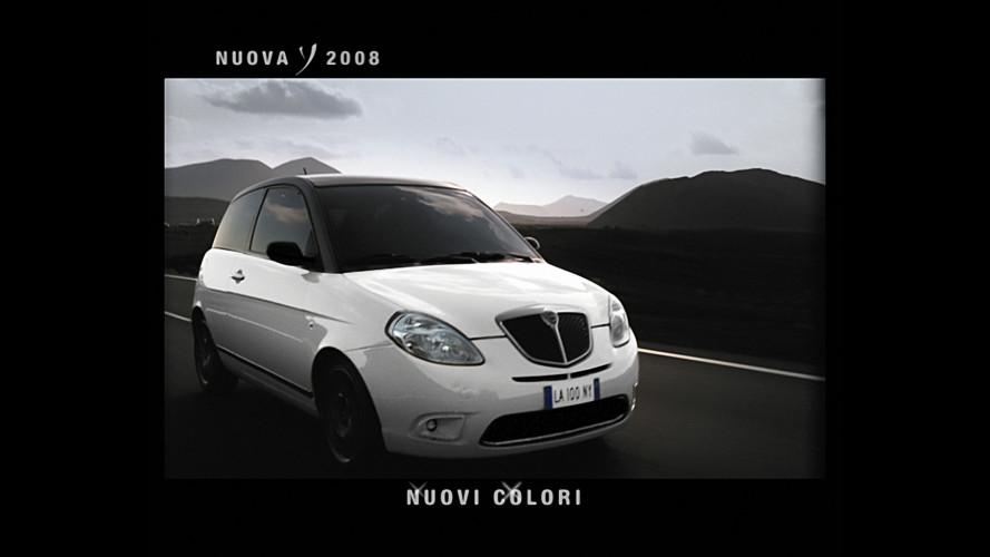 Lancia Ypsilon 2008