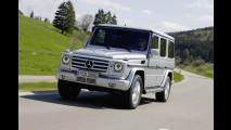 Mercedes Classe G model year 2009