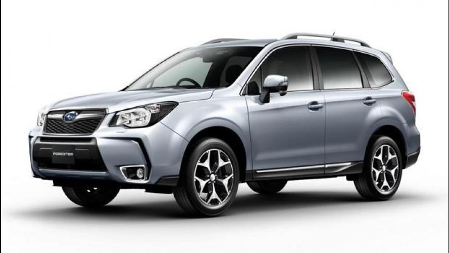 [Copertina] - La nuova Subaru Forester è pronta al debutto giapponese