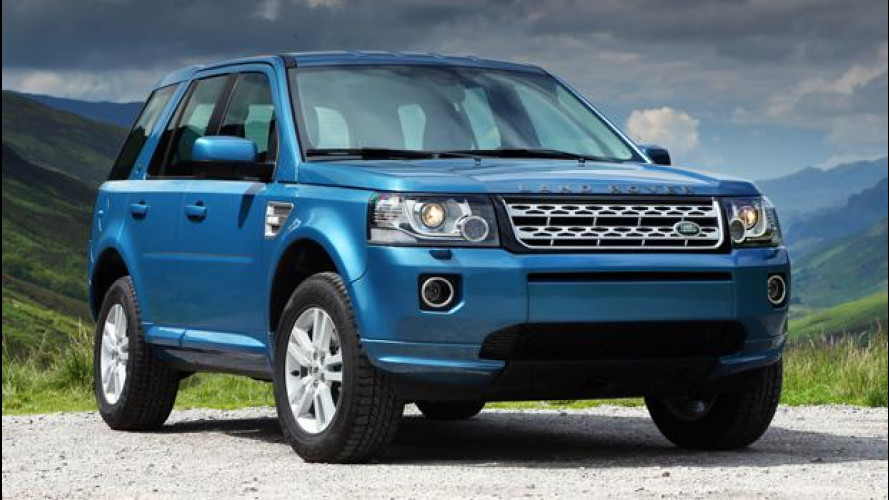 Land Rover Freelander 2 MY2013