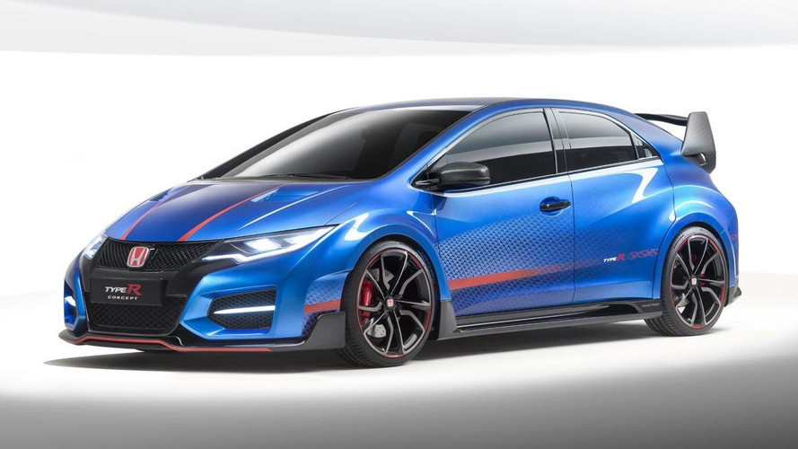 2015 Honda Civic Type R goes up for order in the U.K.