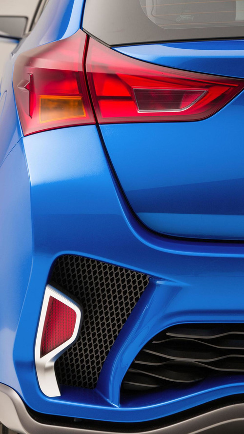 Scion Im Concept Unveiled In La Production Version Confirmed For