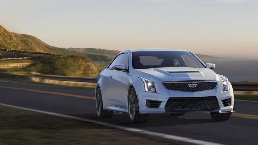 Cadillac says the rumored V8-powered ATS-V+ isn't happening