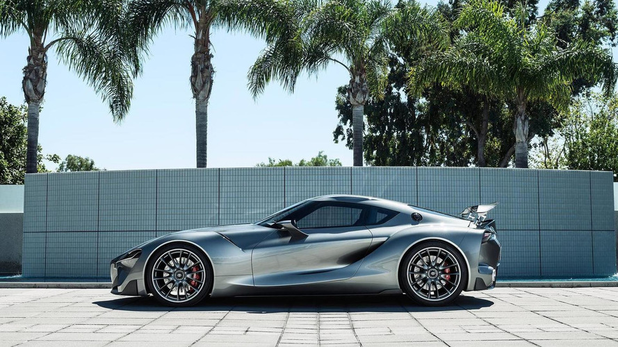 "Toyota trademarks ""Supra"" in Europe, legendary name coming back?"