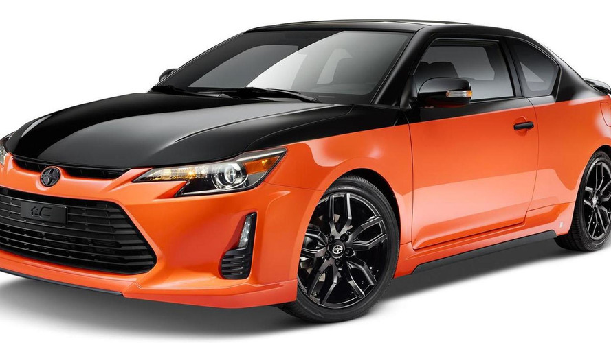 2015 Scion tC Release Series 9.0 revealed