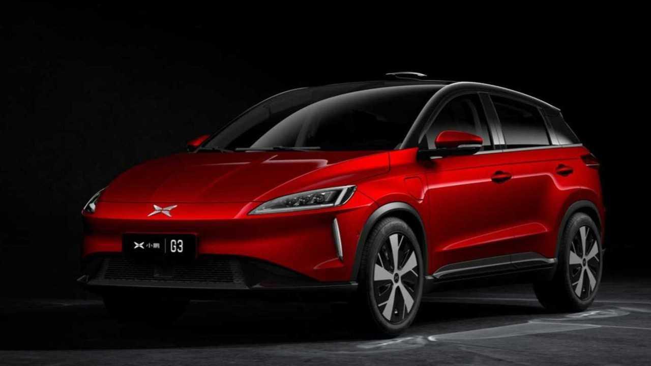 Xpeng G3 Edition 2020