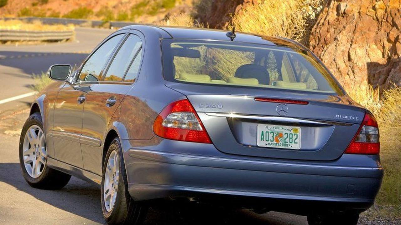 Mercedes E320 BLUTEC