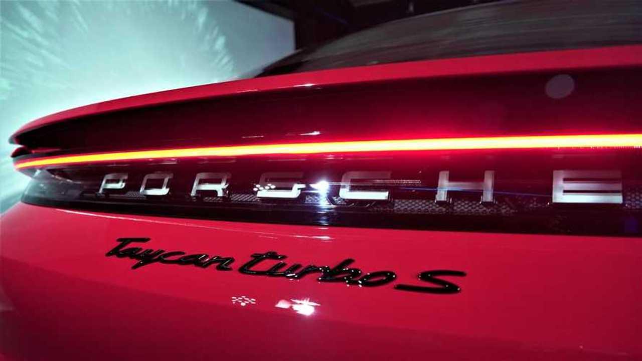 Porsche Taycan Turbo S Rilis di Indonesia