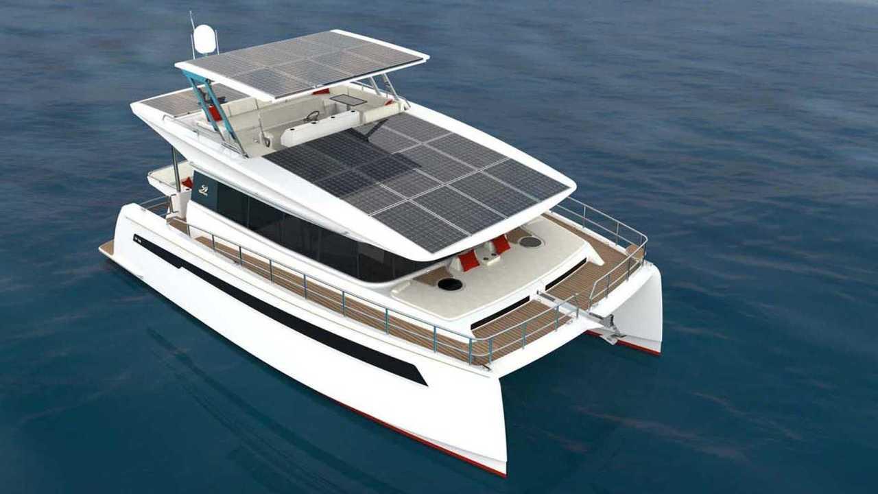 Silent Yachts, le barche elettriche con pannelli solari