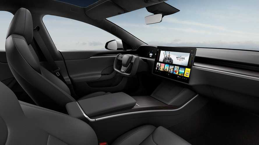 Tesla Model S Plaid (2021)