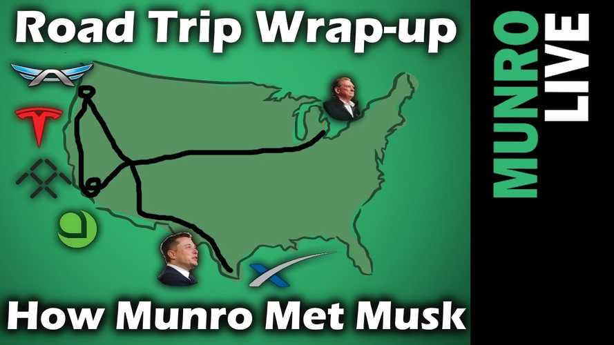 Sandy Munro's Road Trip Convinced Him Not To Tear Down The Tesla Model 3