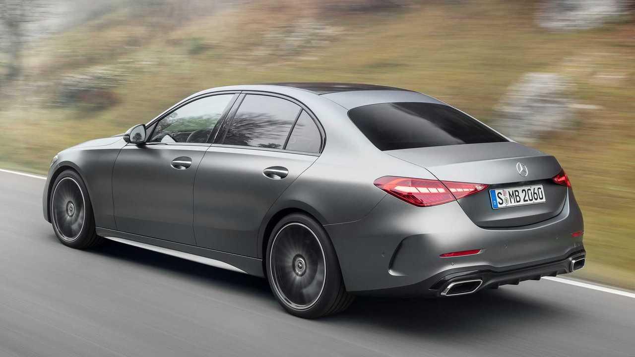 Mercedes-Benz Classe C (2021)