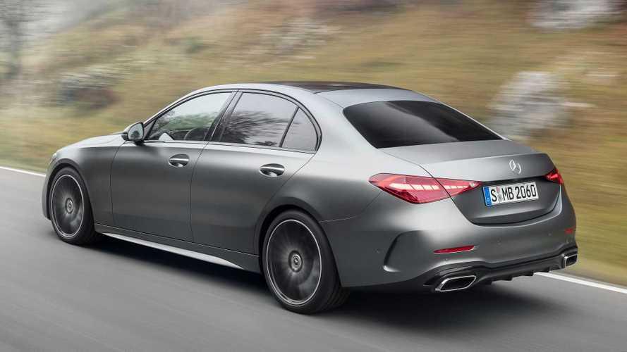 Les prix de la nouvelle Mercedes Classe C dévoilés