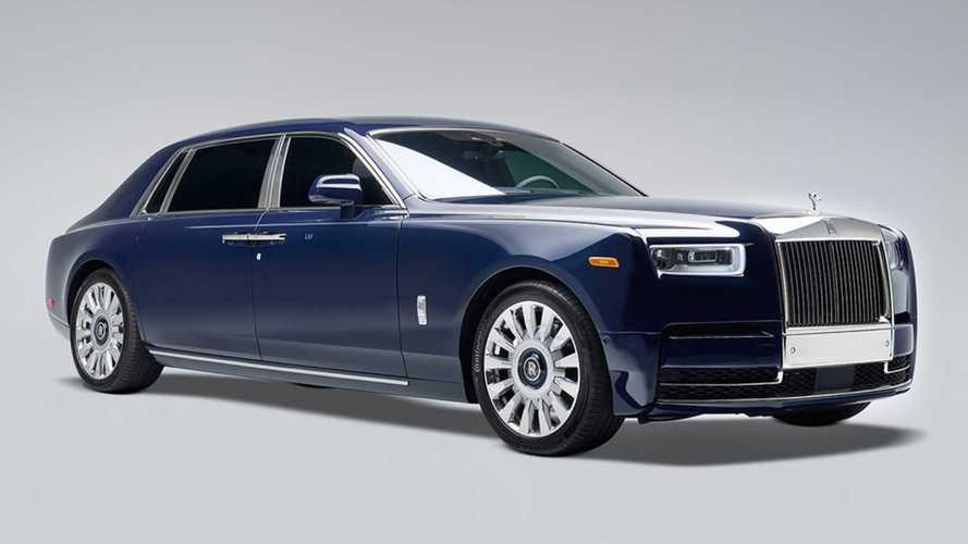 Rolls-Royce Koa Phantom Extended: Holz aus Hawaii