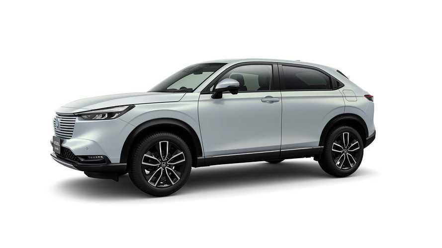 Le Honda HR-V de nouvelle génération se dévoile au Japon