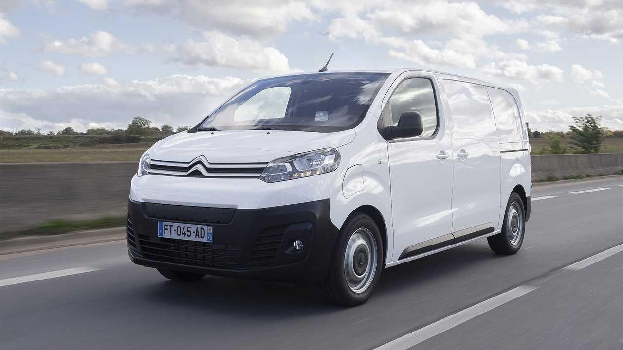 Citroën ë-Jumpy - dinamica