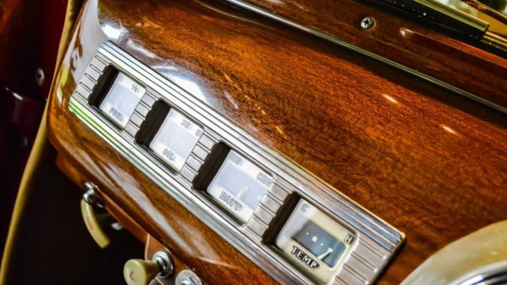 """[""""Stop The Show With A 1947 Mercury Woody Wagon""""]"""